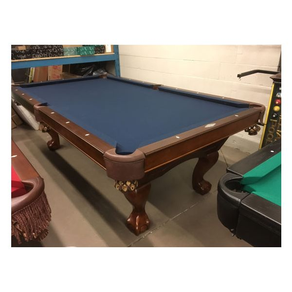 Table de billard Brunswick Ashton 4 x 8 en vente de promotion démonstrateur de plancher en magasin - 1
