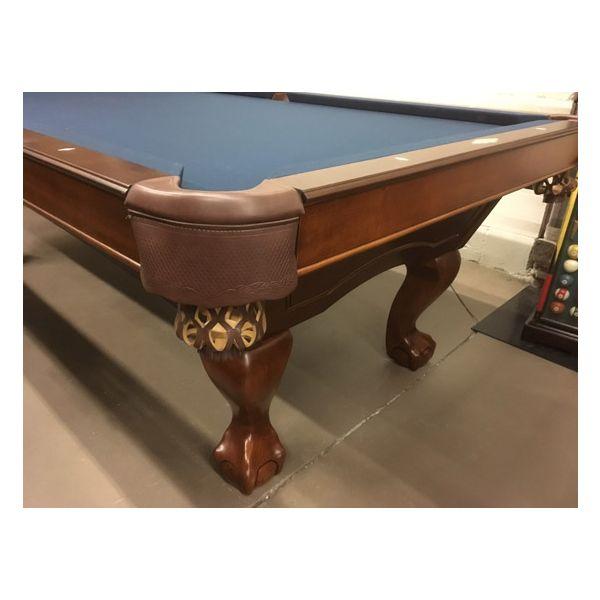 Table de billard Brunswick Ashton 4 x 8 en vente de promotion démonstrateur de plancher en magasin - 3