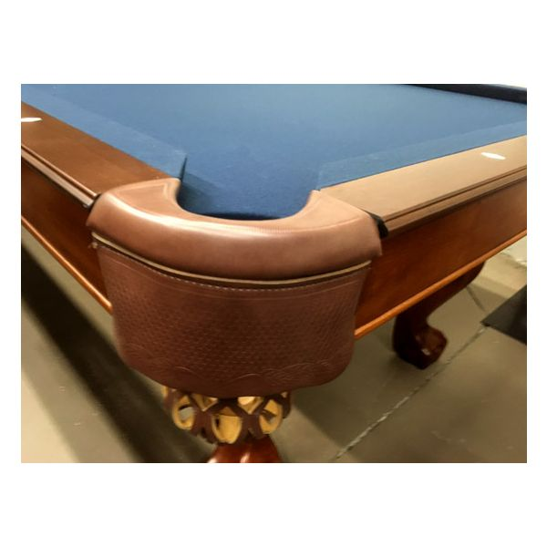 Table de billard Brunswick Ashton 4 x 8 en vente de promotion démonstrateur de plancher en magasin - 5