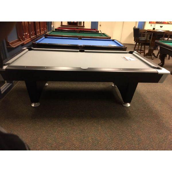 Table de billard moderne noire professionnelle 8 x 4 pieds Brunswick Black Wolf  - Image 2