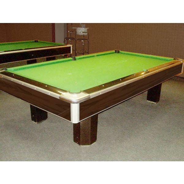 Table de snooker usagée Brunswick Centurion 10 x 5 pieds - 1