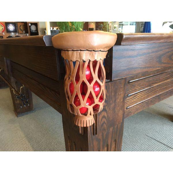 fabriquée au Canada en bois massif et ardoise 1½ pouces - image 3