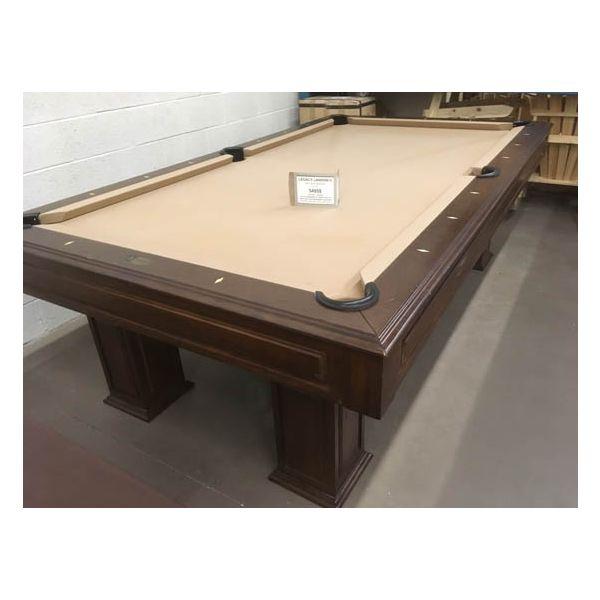 Table de billard démonstrateur de plancher 4 x 8  Legacy Landon II en Promotion Spéciale - 1