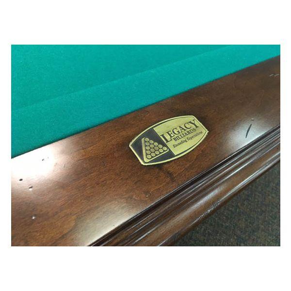 Table de billard démonstrateur de plancher 4 x 8  Legacy Landon II en Promotion Spéciale au Magasin de Montreal - 4