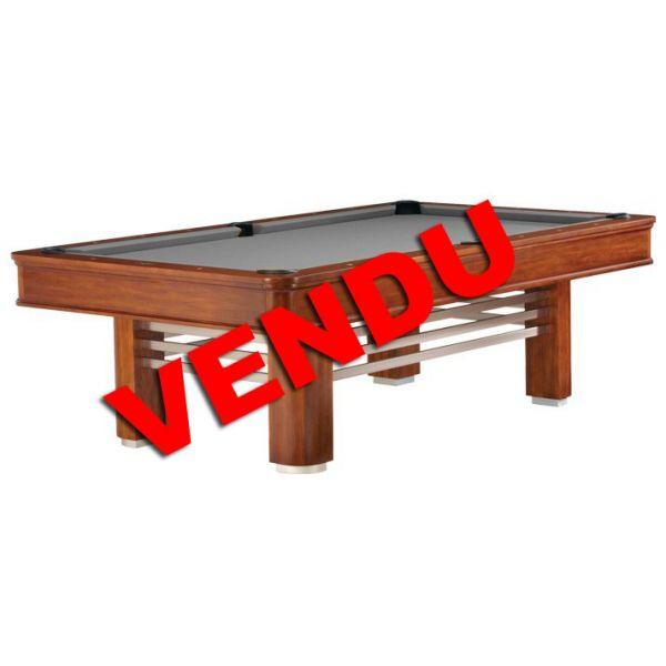 OFFRE EXCLUSIVE - Table de billard rare Brunswick Verona dernier modèle de plancher au Québec sinon au Canada - 1