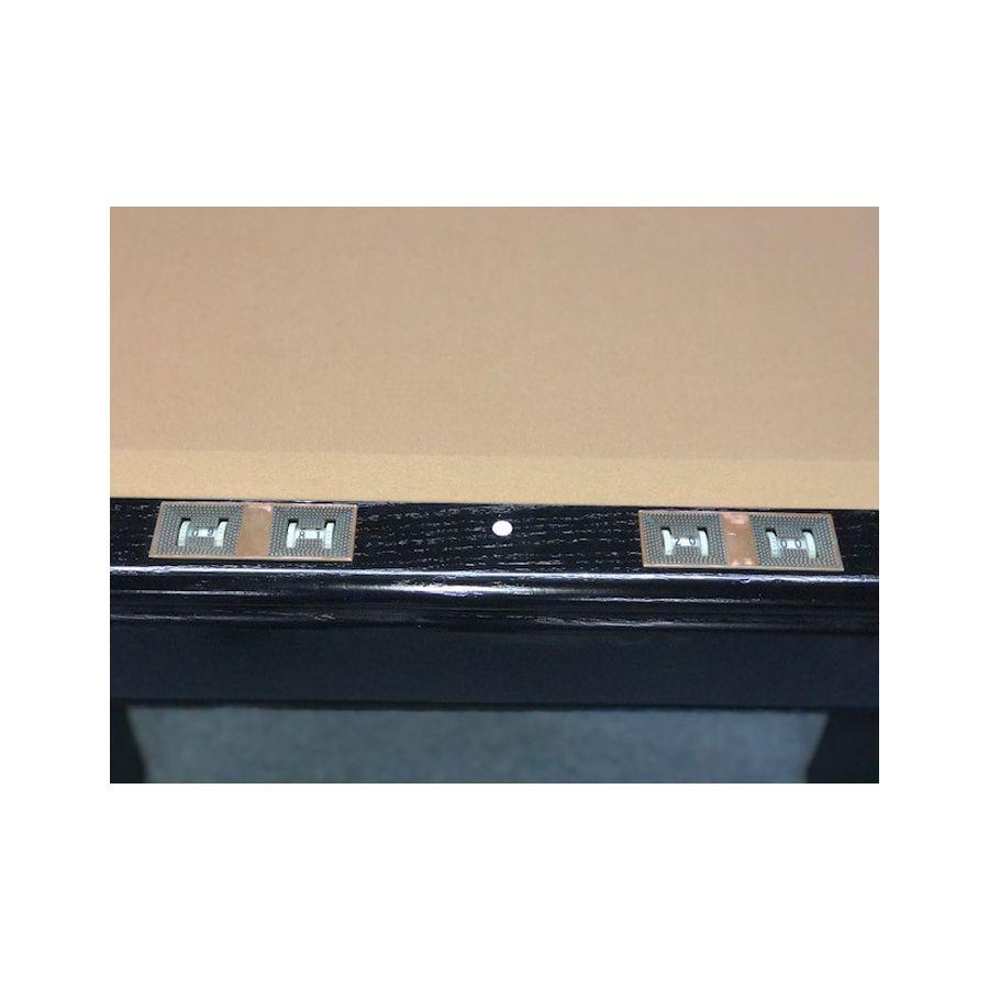 id/éal pour les enfants et les adultes,Black Green 6 pieds table de billard plac/é dans une table de billard stable avec tous les accessoires