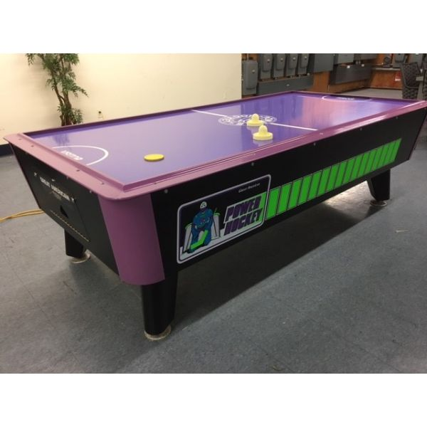 Table Air Hockey qualité semi-commerciale usagée used air hockey Great American