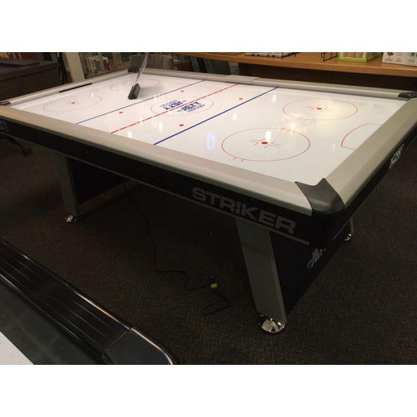 Table de Hockey sur air Jett Striker 7 pieds démonstrateur de plancher