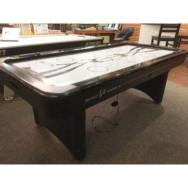 Table de Hockey sur Air démonstrateur de plancher avec dommages de transport