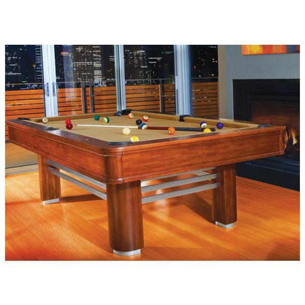 OFFRE EXCLUSIVE - Table de billard rare Brunswick Verona dernier modèle de plancher au Québec sinon au Canada - 2